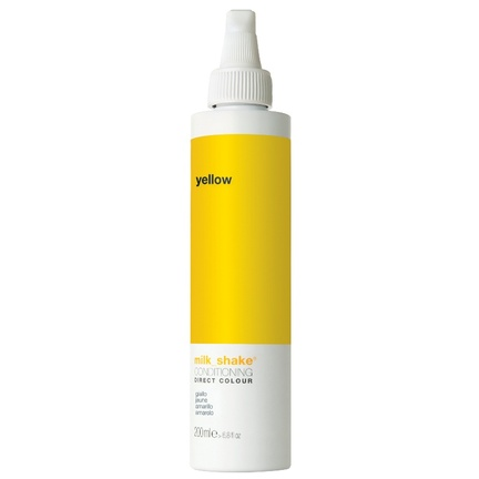 Milk_shake Conditioning Direct Colour 200 ml - Yellow