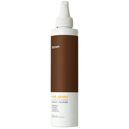 Milk_shake Conditioning Direct Colour 200 ml - Brown