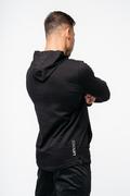 Stony Sportwear, Deadlift, Langærmet T-Shirt Sort 3