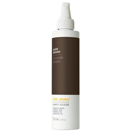 Milk_shake Conditioning Direct Colour 200 ml - Cold Brown