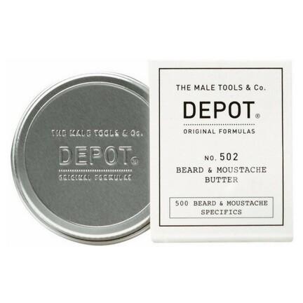 Depot No. 502 Beard & Moustache Butter 30 ml