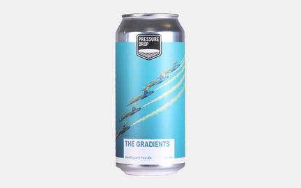 The gradients - Pale Ale fra Pressure Drop   Beer Me