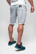 Stony Sportswear, Deadlift, Gym Shorts Grå 2