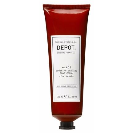 Depot No. 404 Soothing Shaving Soap Cream 125 ml