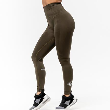 Stony Sportswear, Deadlift, Tights Sømløse Khaki