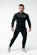 Stony sportswear, Deadlift Sweatshirts Stribe Sort 3