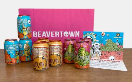 Beavertown Bundle. Pakke med Beavertown øl fra Beer Me