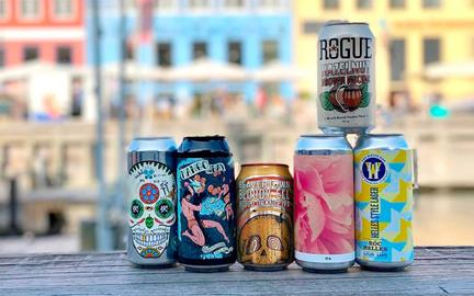 Blandet øl | Beer Mw