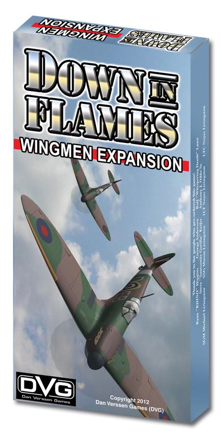 Down In Flames Wingmen Expansion