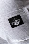 Stony Sportswear, Deadlift, Gym Shorts Grå 3
