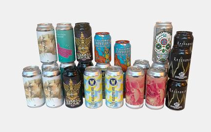 24 blandede specialøl fra Beer Me